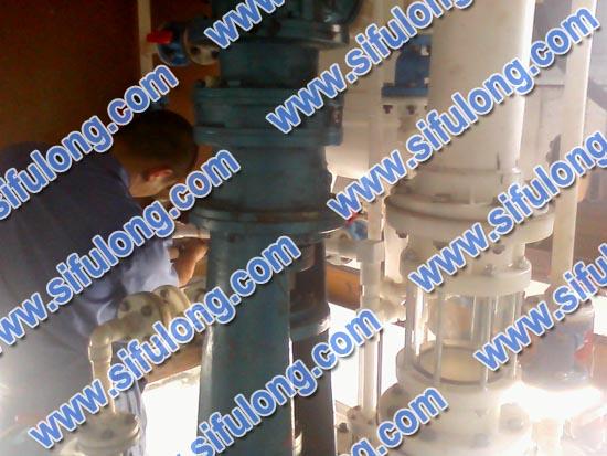 聚四氟乙烯管道防腐安装